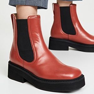 MARNI / Two-Toned Chelsea Boots